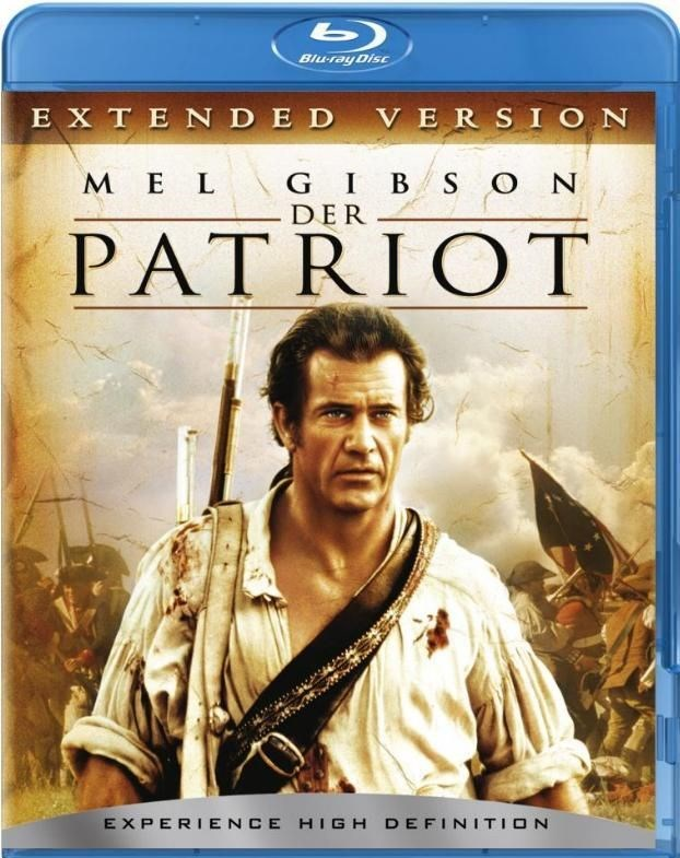 Sony Pictures Patriot, Der - Extended Version
