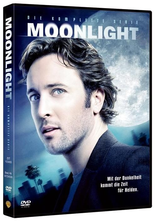 Warner Home Video Moonlight - Staffel 1 (4 DVDs)