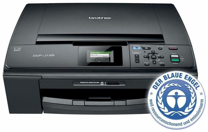 Brother DCP J125 A4 MFP