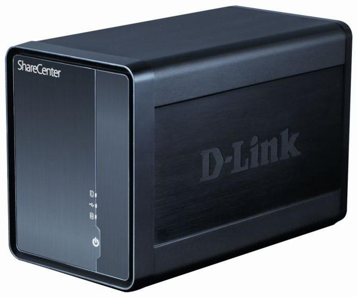 D Link ShareCenter Shadow DNS 325