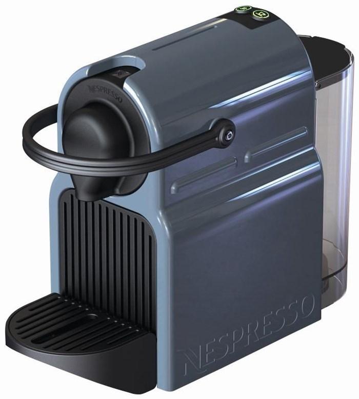 Krups Nespresso Inissia, Nespresso Kapseln blau (Pad Automat/ Kapsel Automat) XN1004