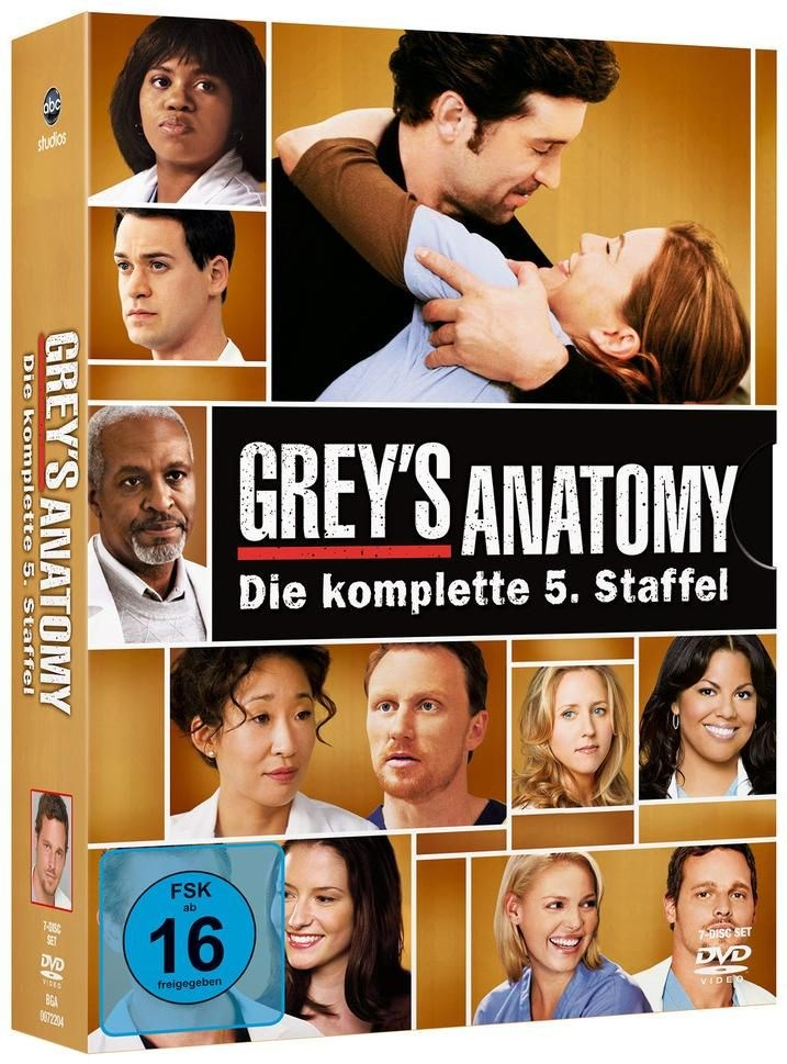 Buena Vista Grey's Anatomy - Season