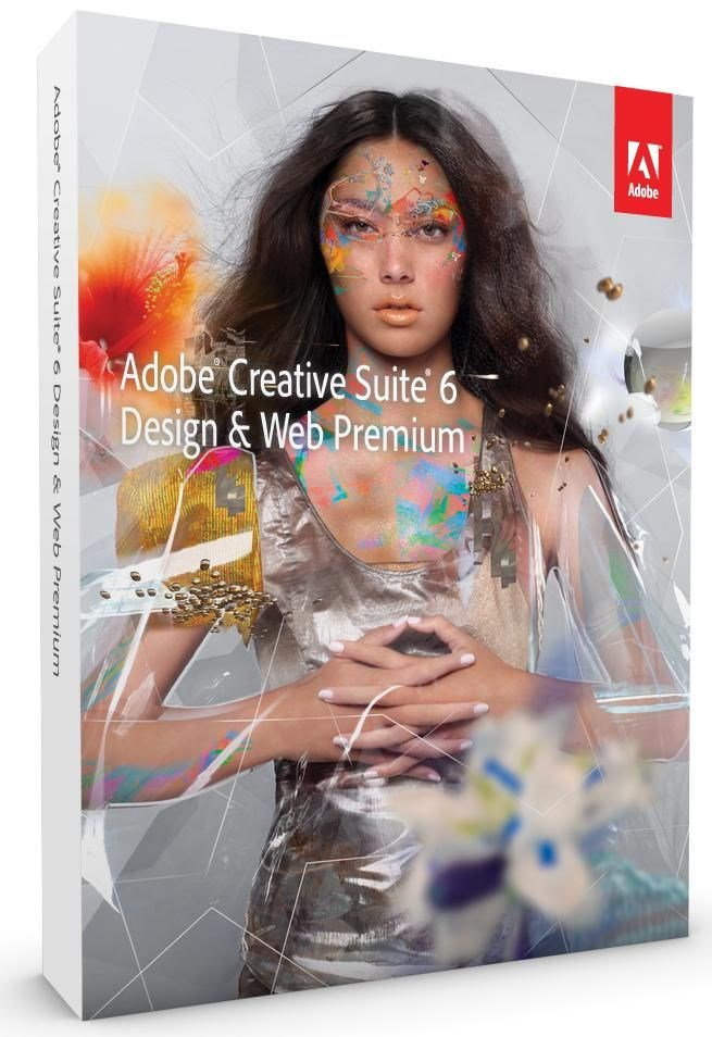 Adobe Design Web Premium CS6 65178654