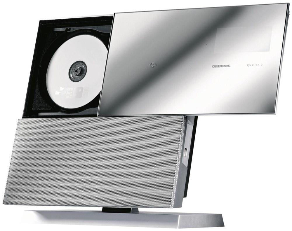 grundig ovation ii cds 7000 micro system kompaktanlagen computeruniverse. Black Bedroom Furniture Sets. Home Design Ideas