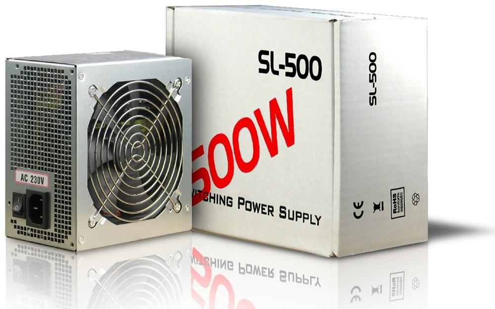Inter-Tech Netzteil SL-500 500W