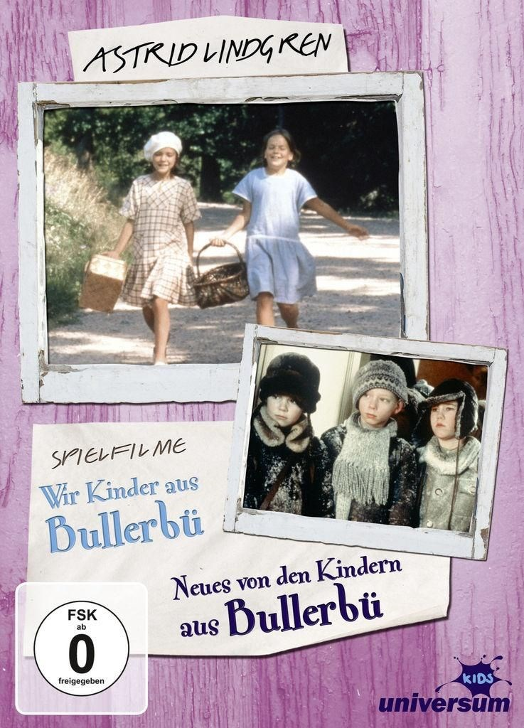 Astrid Lindgren: Bullerbü Spielfilm