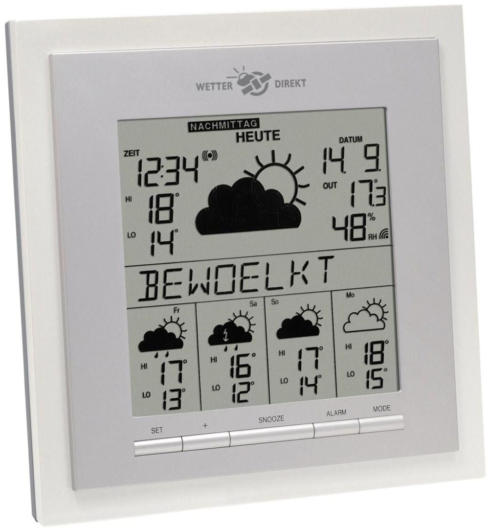TFA Eos Info Funk-Wetterstation - Preisvergleich