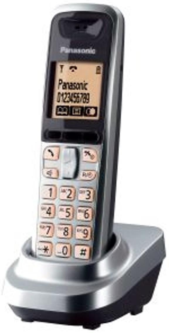 Panasonic KX-TGA 641 EXS Mobilteil silber (Zubehör Telefon) 1154983EG716677