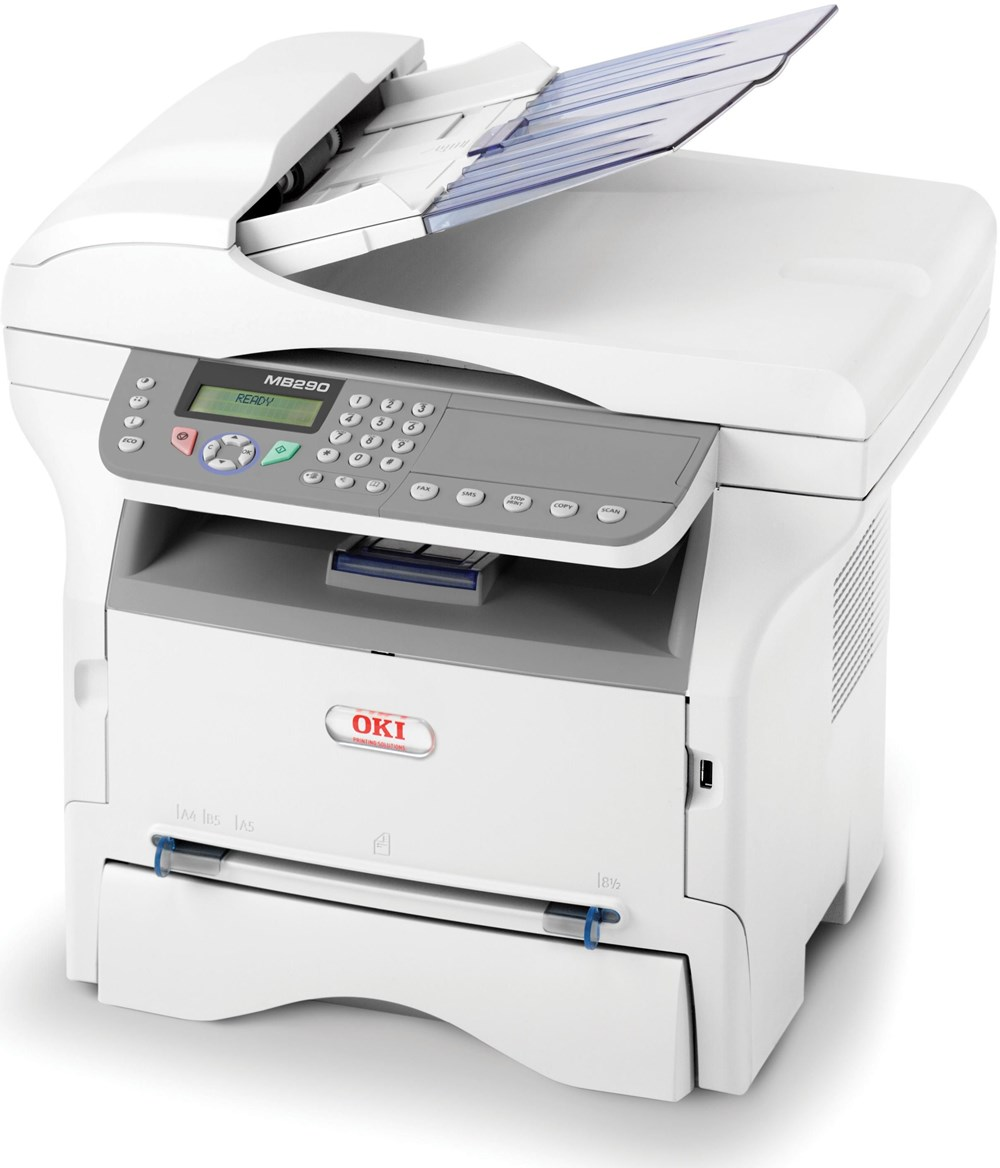 OKI MB290 - Drucker & Multifunktionsgeräte - computeruniverse