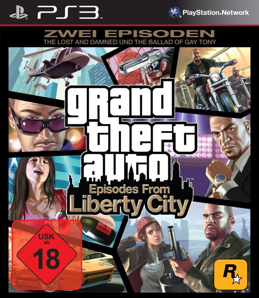 grand theft auto iv gta4 episodes ps3 sony. Black Bedroom Furniture Sets. Home Design Ideas