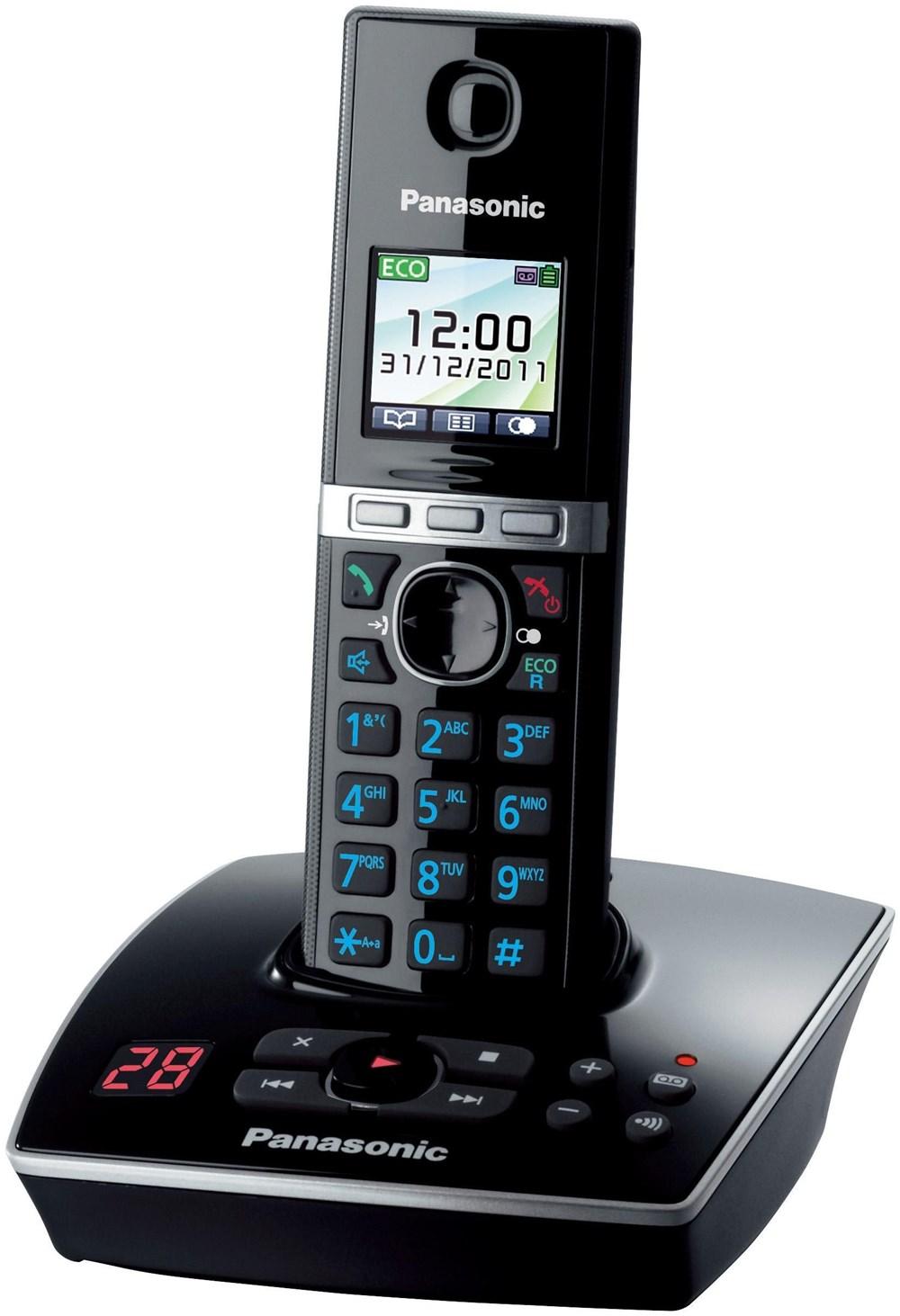 Panasonic KX-TG8061GB schwarz