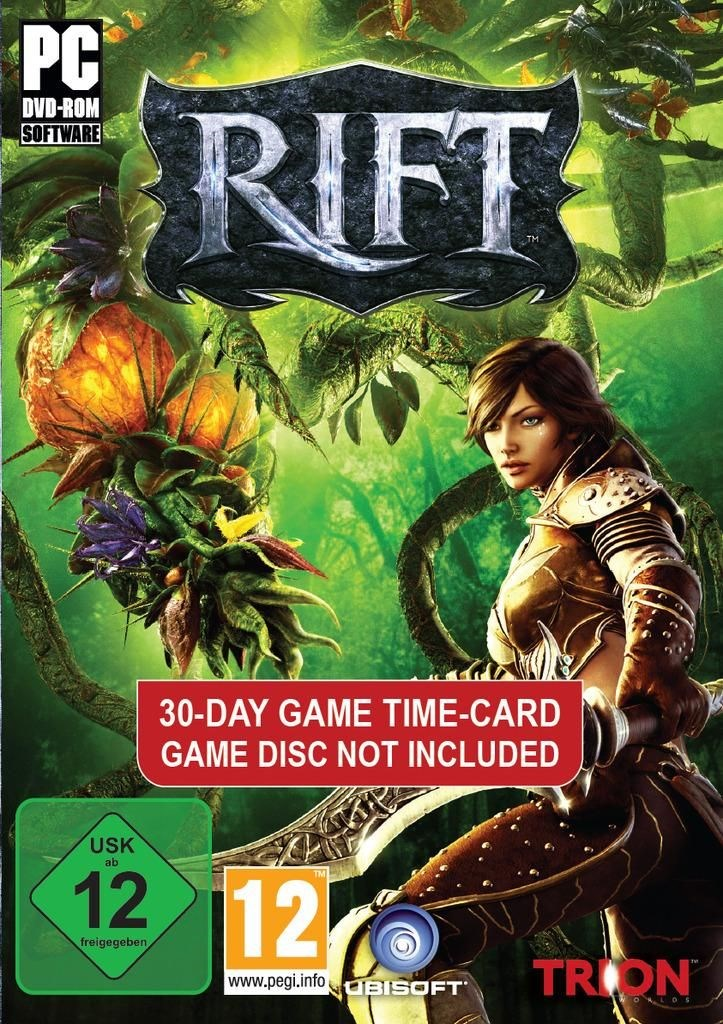 Ubisoft Rift 30 Day Time Card (300036719) - broschei