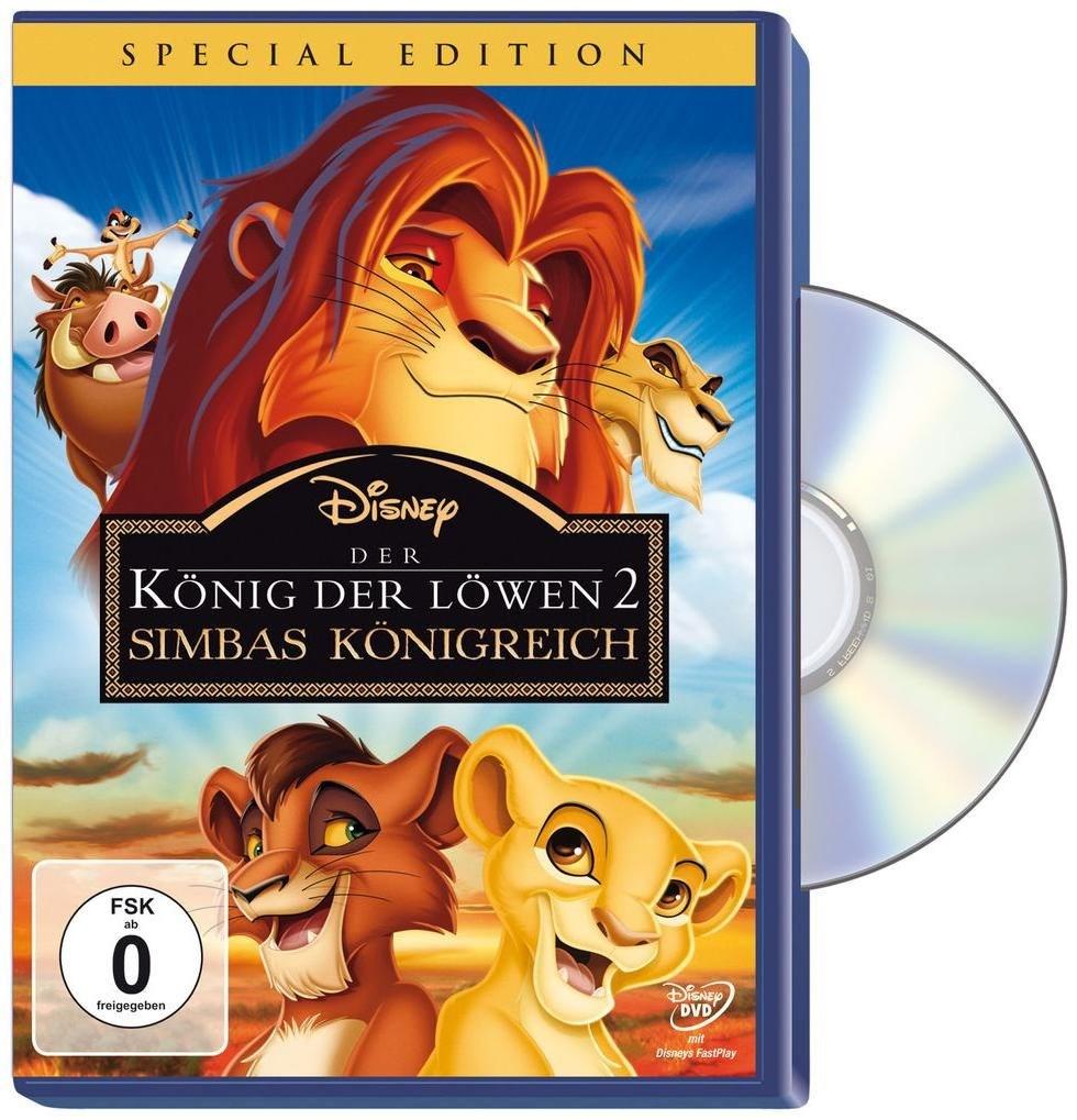 Der König der Löwen 2 Simbas Königreich