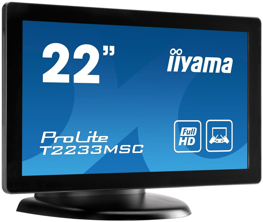 iiyama prolite t2233msc b1 monitore computeruniverse. Black Bedroom Furniture Sets. Home Design Ideas