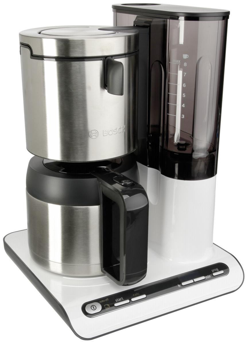 bosch tka 8651 styline weiss drip coffee machine. Black Bedroom Furniture Sets. Home Design Ideas