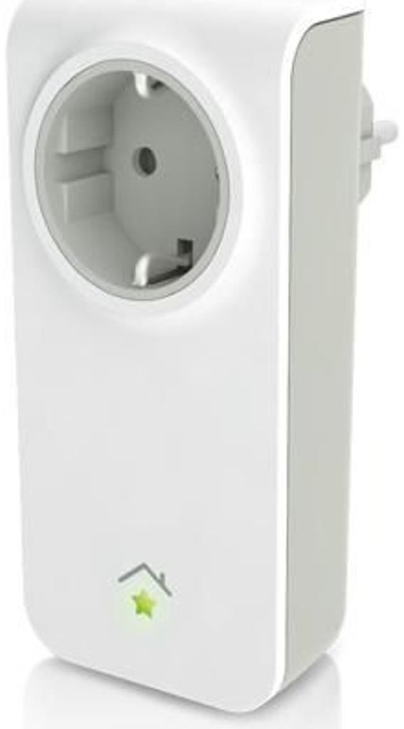 rwe smarthome zwischenstecker smart home energiesparen computeruniverse. Black Bedroom Furniture Sets. Home Design Ideas