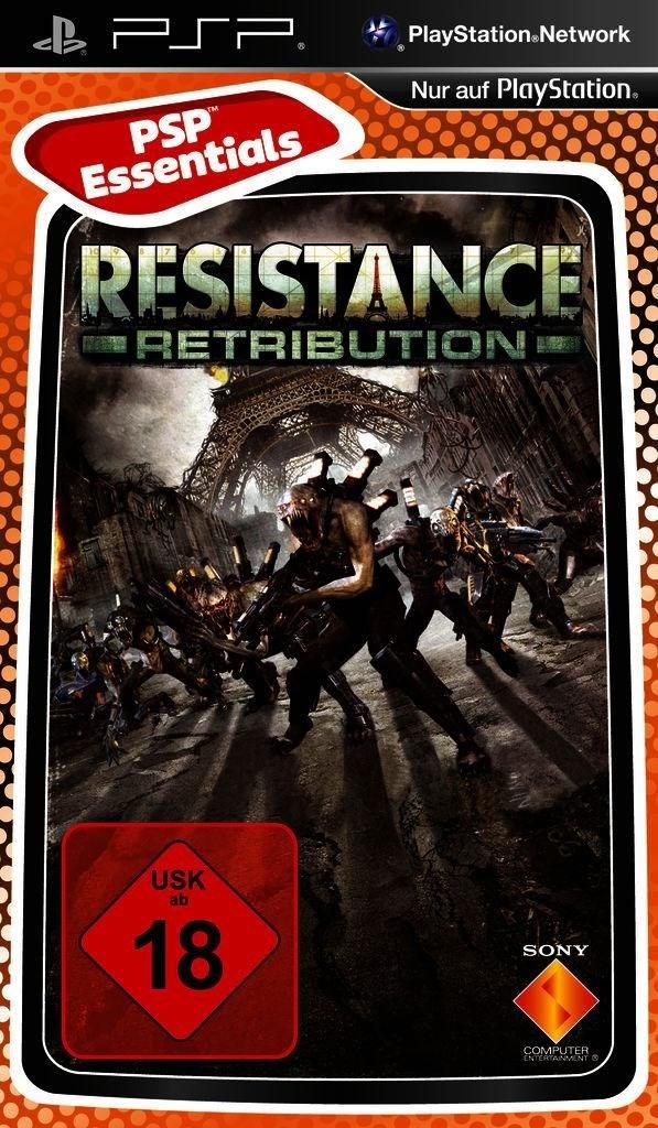 Resistance: Retribution Essentials PSP