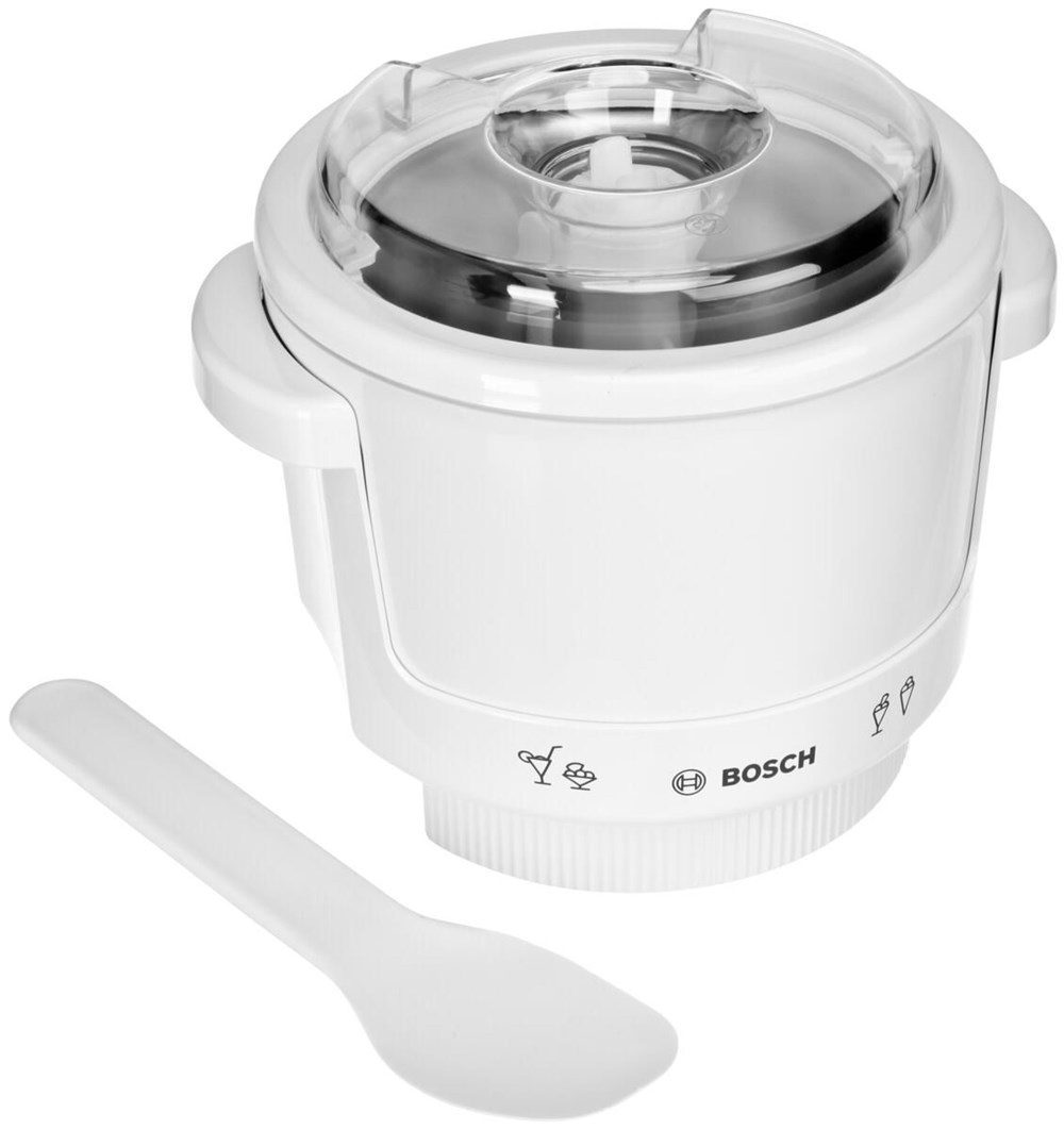 Kitchen Appliance Accessories: Bosch MUZ4EB1 Eisbereiter Weiss