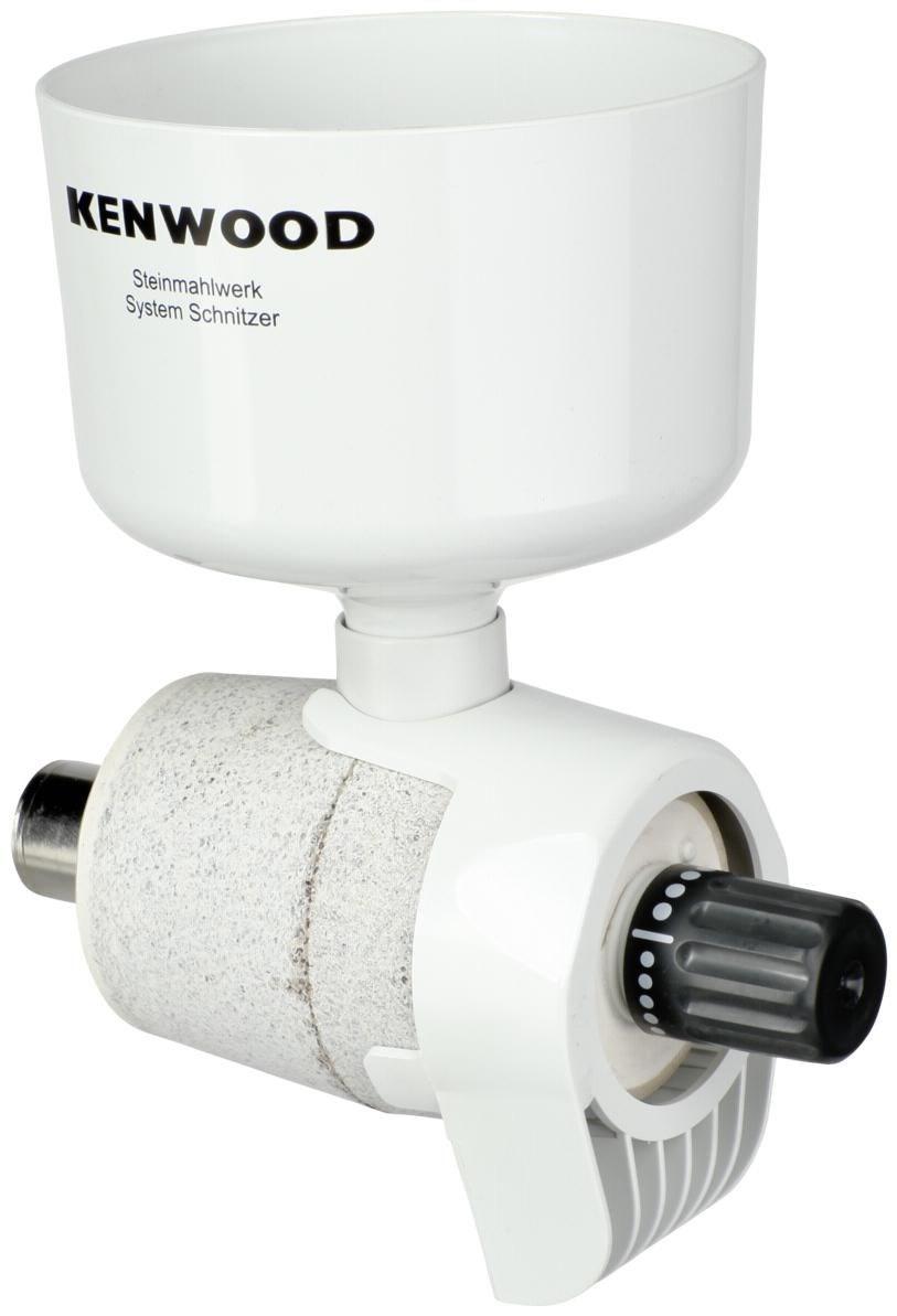 Kenwood SM900 Getreidemühle weiss