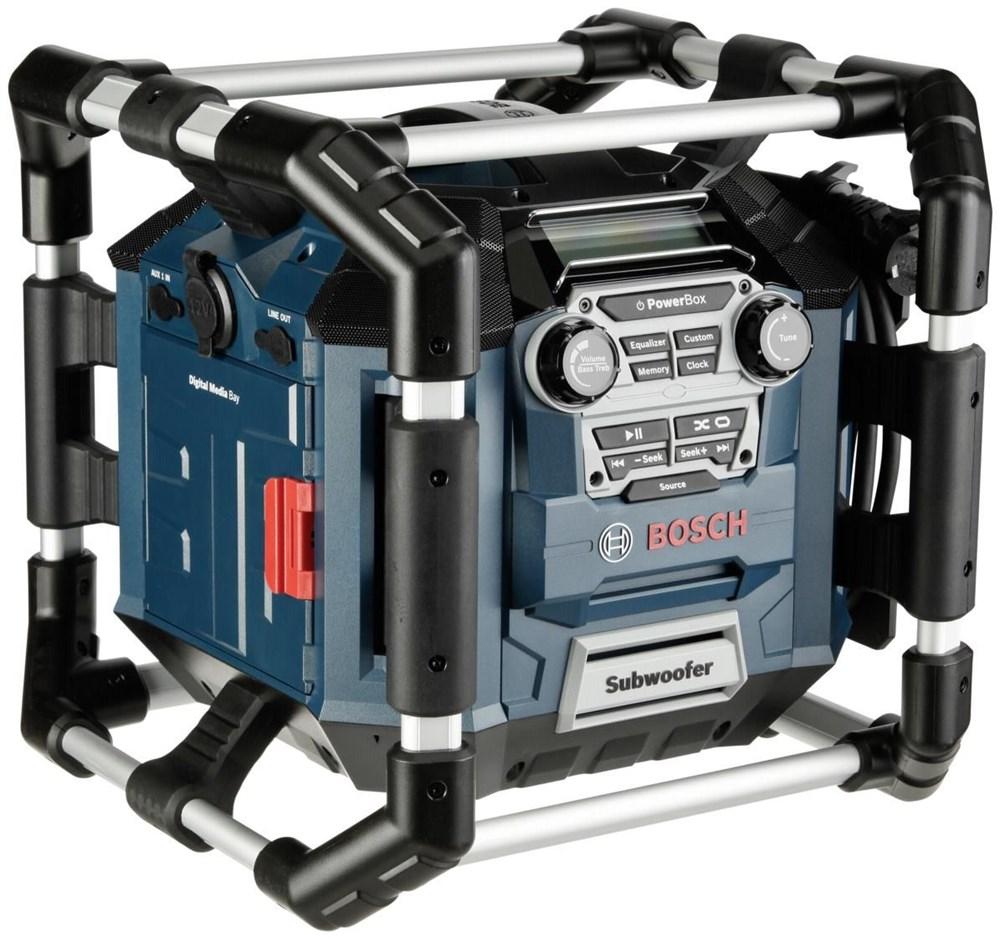 Fabulous Bosch GML 20 Professional blau - Radios und Radiowecker  IM62