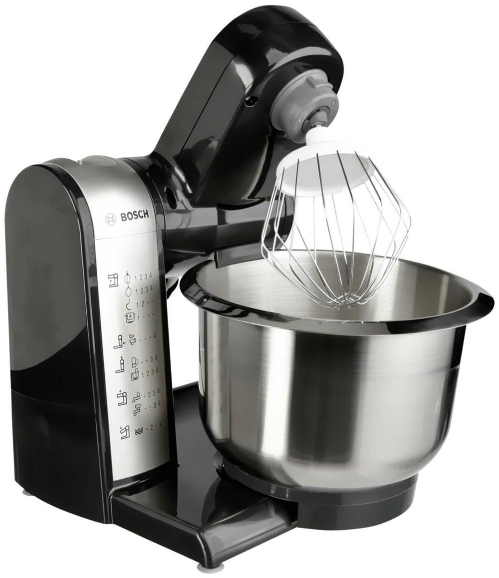 Bosch MUM48A1 Küchenmaschine anthrazit/silber - Kitchen Appliances ...