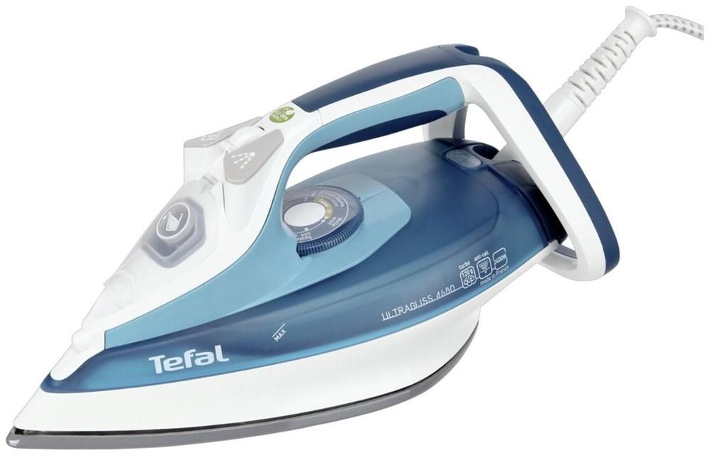 Tefal FV4680 Bügeleisen türkisblau (B-Ware)