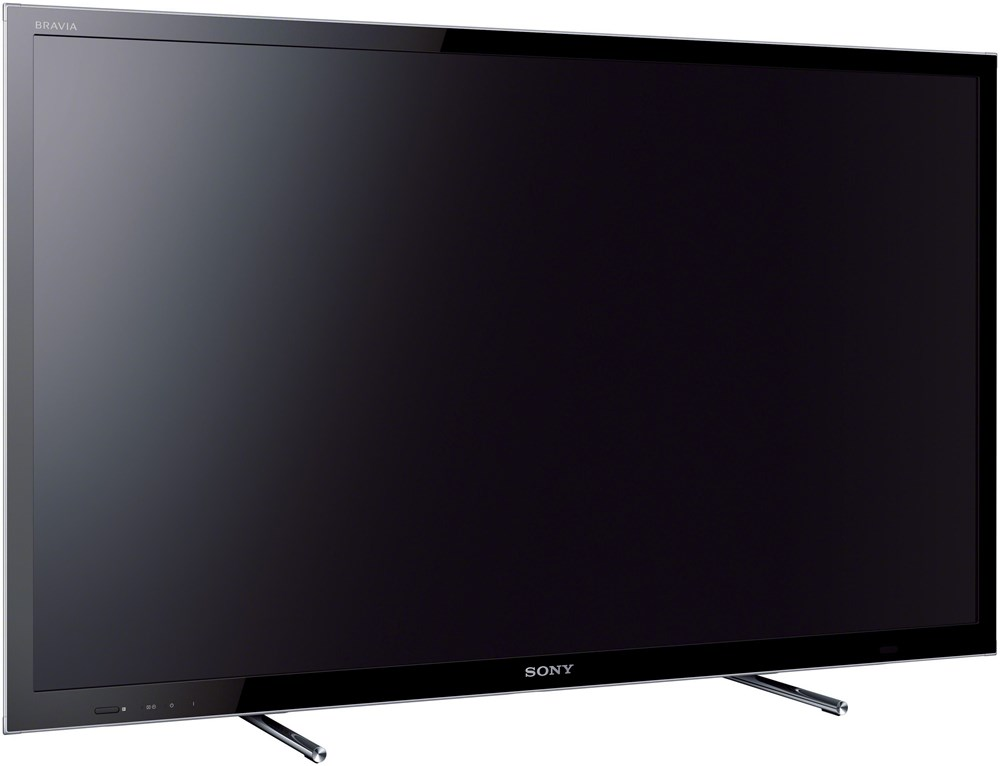 sony kdl 46hx750 3d led schwarz fernseher tv. Black Bedroom Furniture Sets. Home Design Ideas