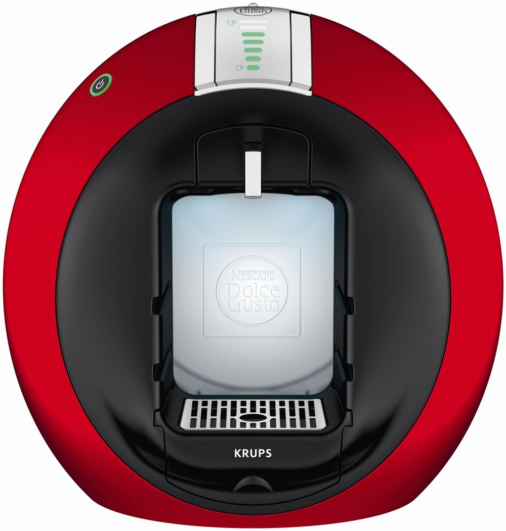 krups kp 5105 nescaf dolce gusto circolo automatic rot. Black Bedroom Furniture Sets. Home Design Ideas