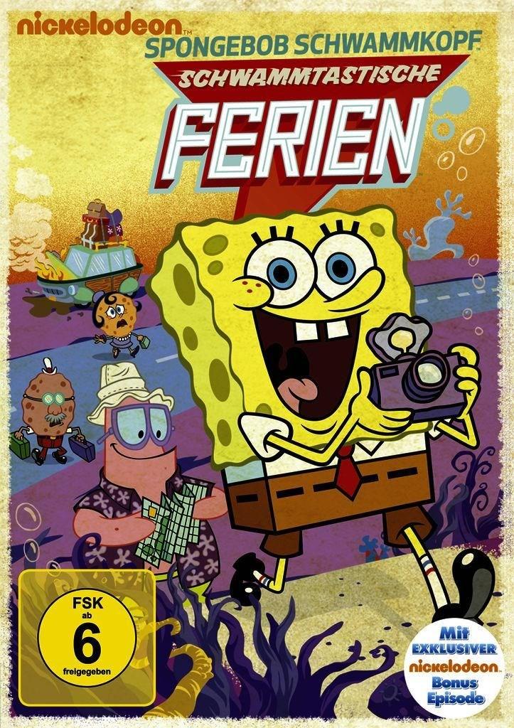 Spongebob Schwammkopf: Schwamm