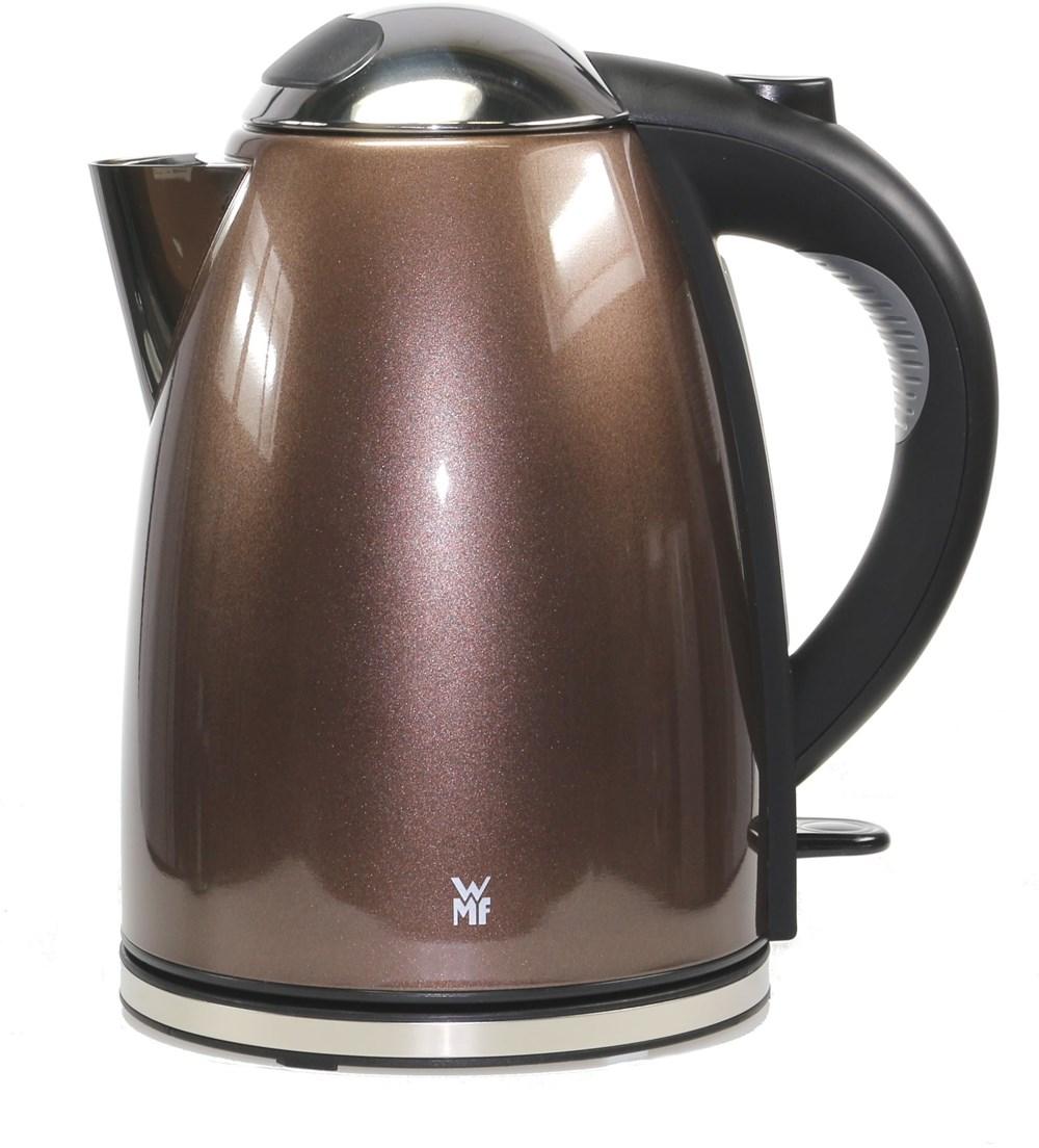 WMF Terra Wasserkocher braun/edelstahl
