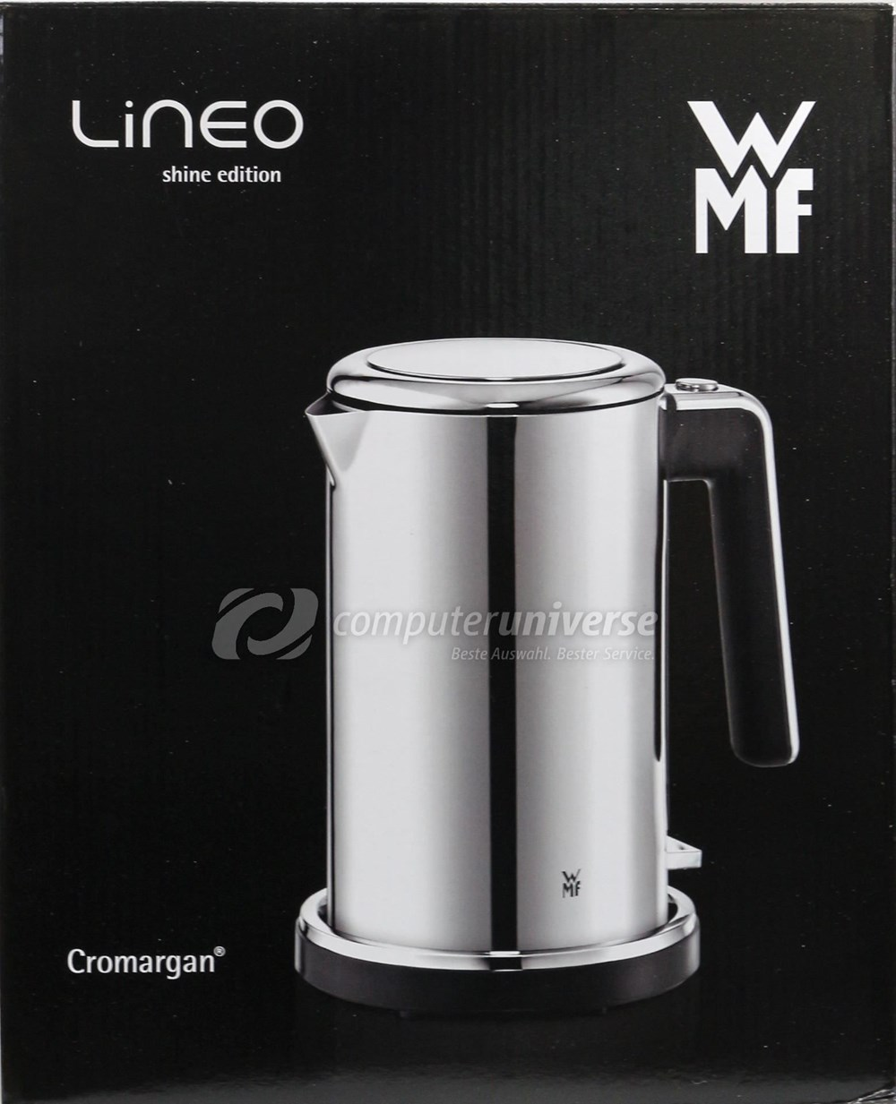 WMF Lineo shine edition 1,6l Wasserkocher edelstahl - Preisvergleich