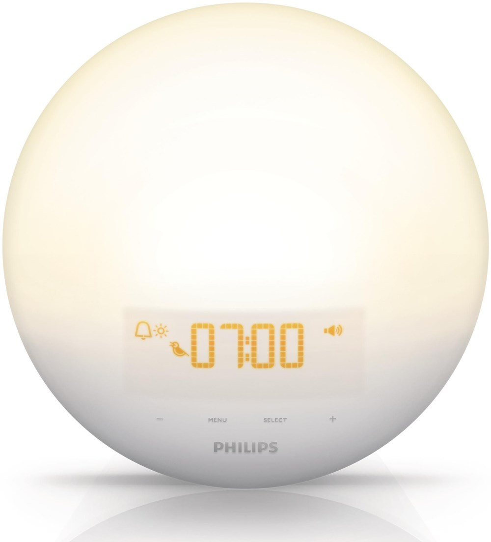 philips hf3520 01 wake up light light therapy computeruniverse. Black Bedroom Furniture Sets. Home Design Ideas