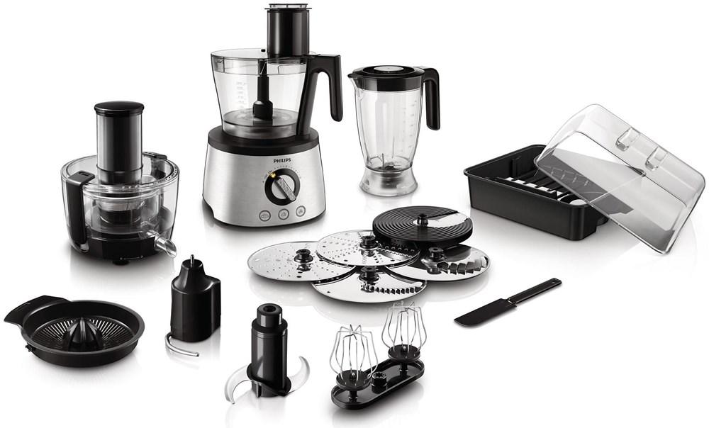 Philips Avance Serie HR7778/00 Küchenmaschine edelstahl