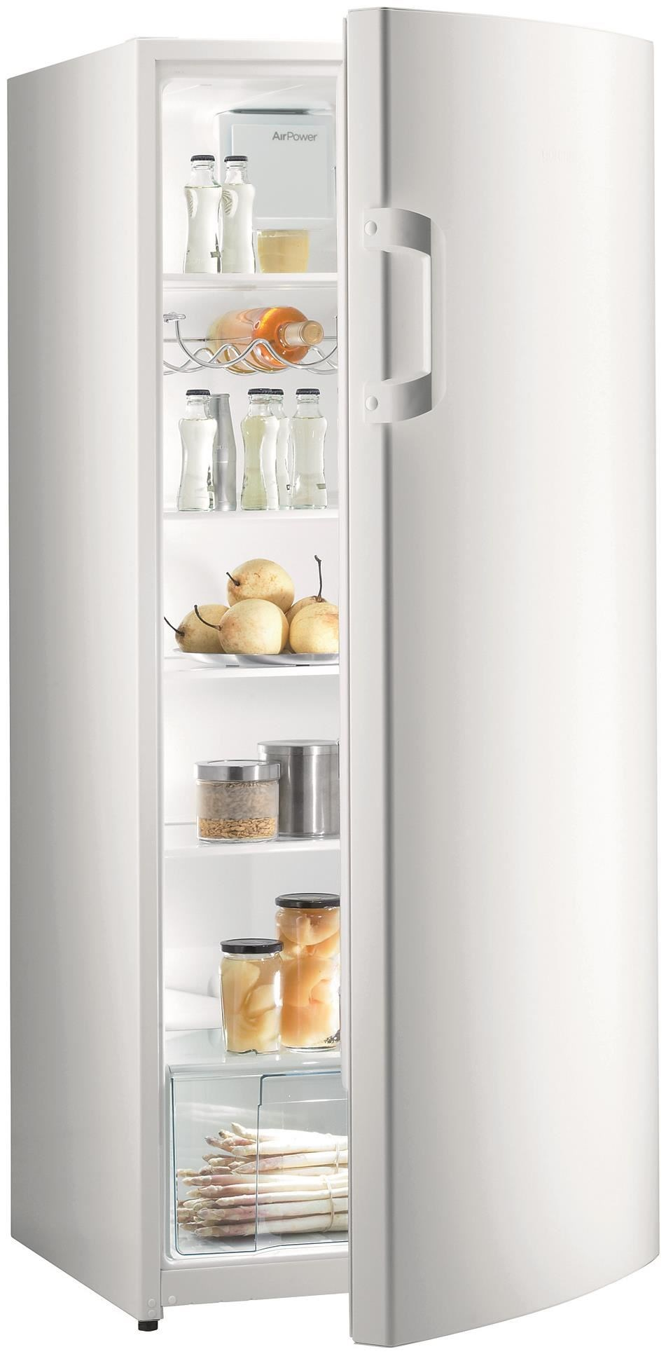 gorenje r6152bw k hlschrank weiss fridges computeruniverse. Black Bedroom Furniture Sets. Home Design Ideas