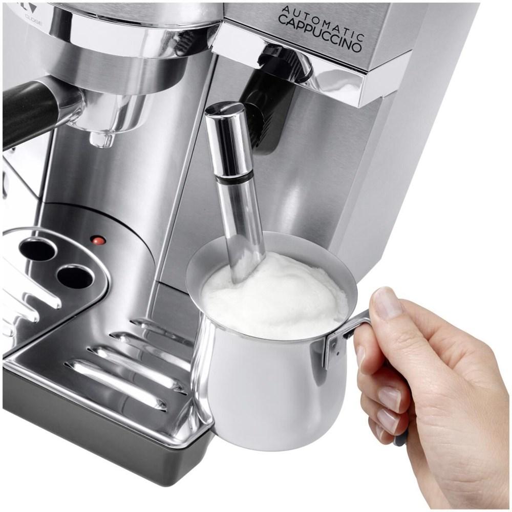 DeLonghi EC 860.M Espressoautomat edelstahl