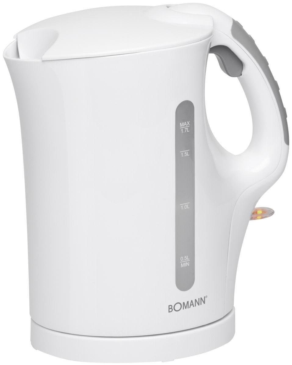 Bomann WK5011CB Wasserkocher weiß