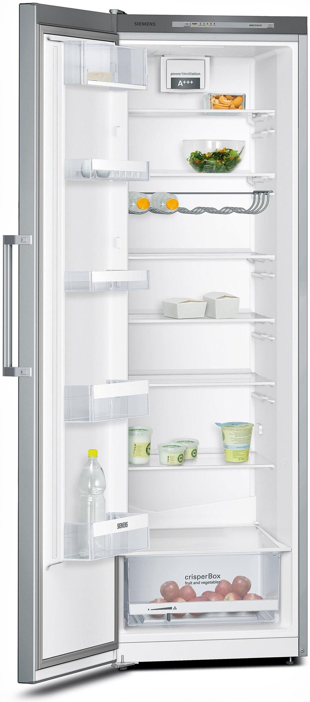 siemens ks36vvl40 k hlschrank edelstahl fridges computeruniverse. Black Bedroom Furniture Sets. Home Design Ideas