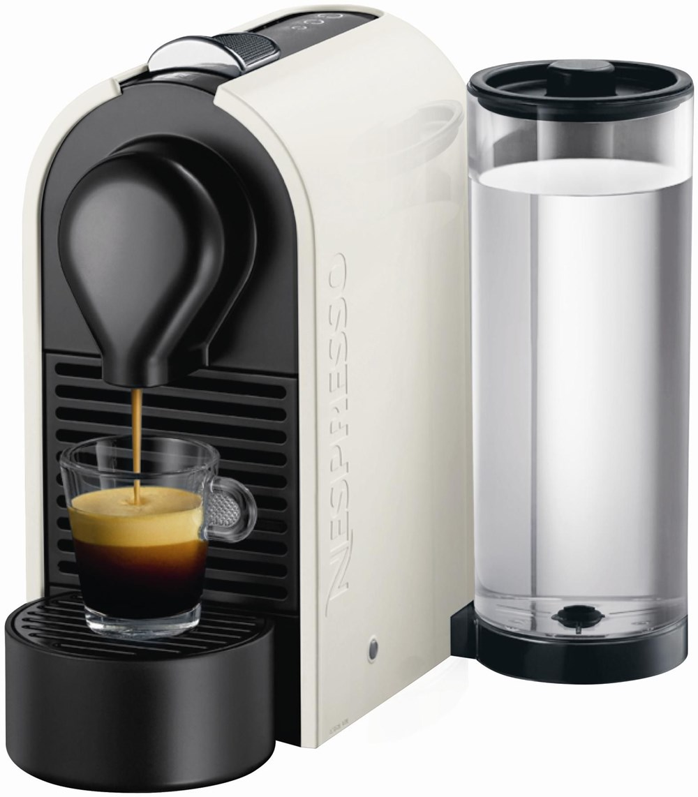 krups u xn 2501 nespresso creme coffee pod capsule machines computeruniverse. Black Bedroom Furniture Sets. Home Design Ideas