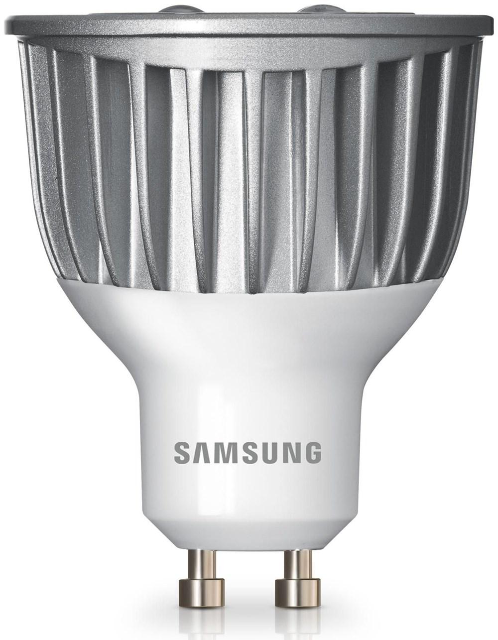 Samsung GU10 LED PAR16 7.5 Watt (EEK: A)