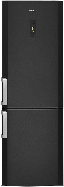 Beko CN 136240 P schwarz - Kühlgefrierkombinationen - computeruniverse