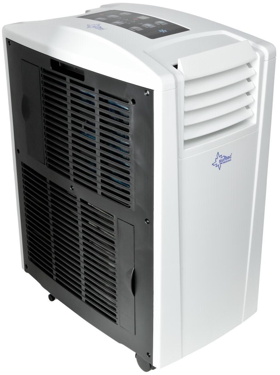 Suntec Transform 9000 Klimagerät  EEK A (kühlen) weiß / grau (Klimagerät)