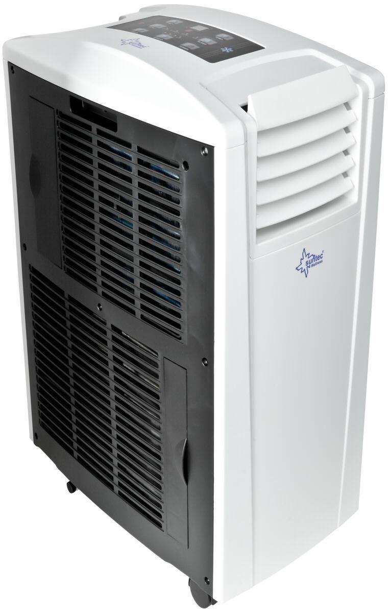 SUNTEC Transform 14000 Klimagerät  EEK A (kühlen) weiß / schwarz (Klimagerät)