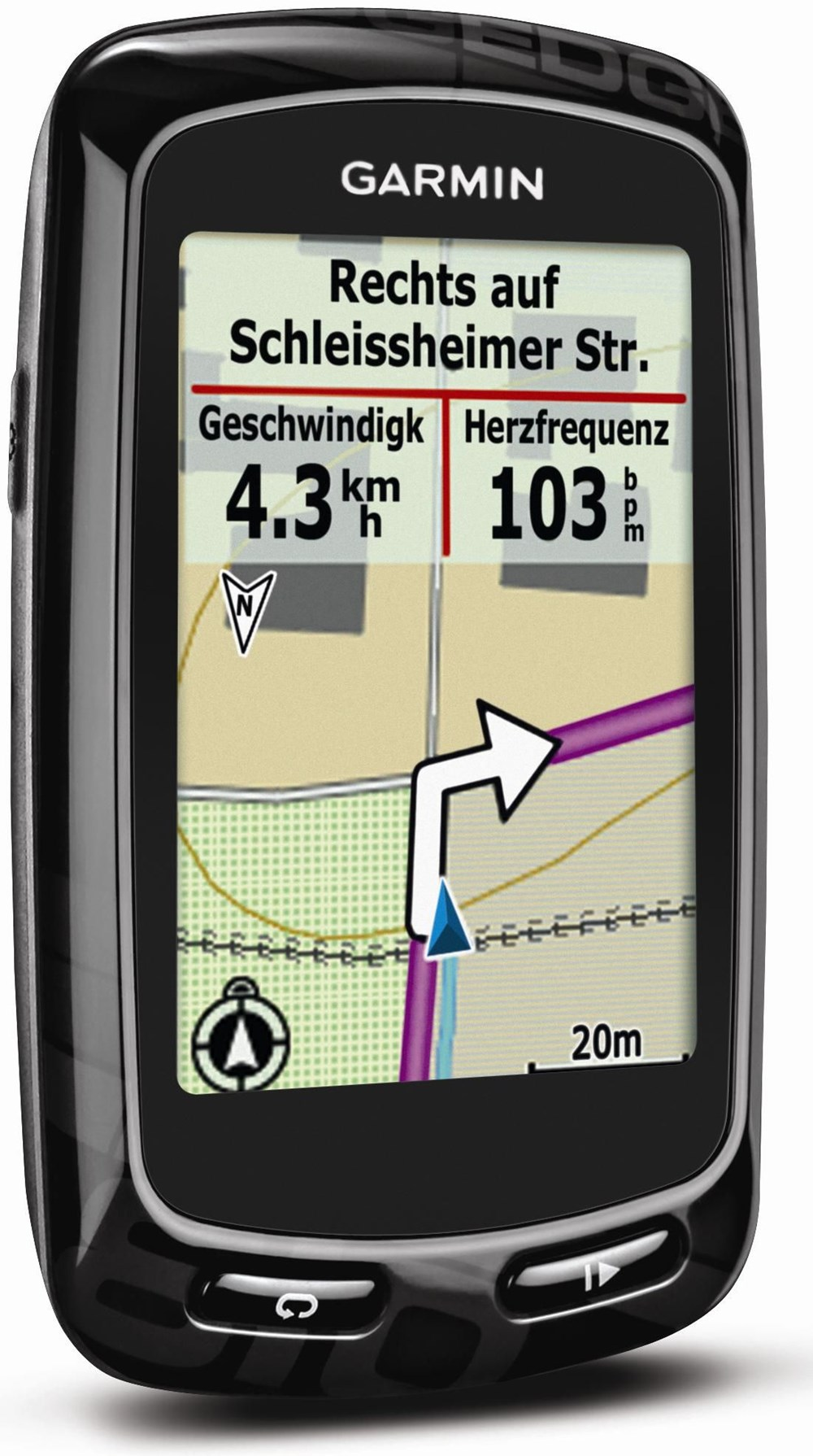 garmin edge 810 fahrrad gps sportuhren fahrradcomputer. Black Bedroom Furniture Sets. Home Design Ideas