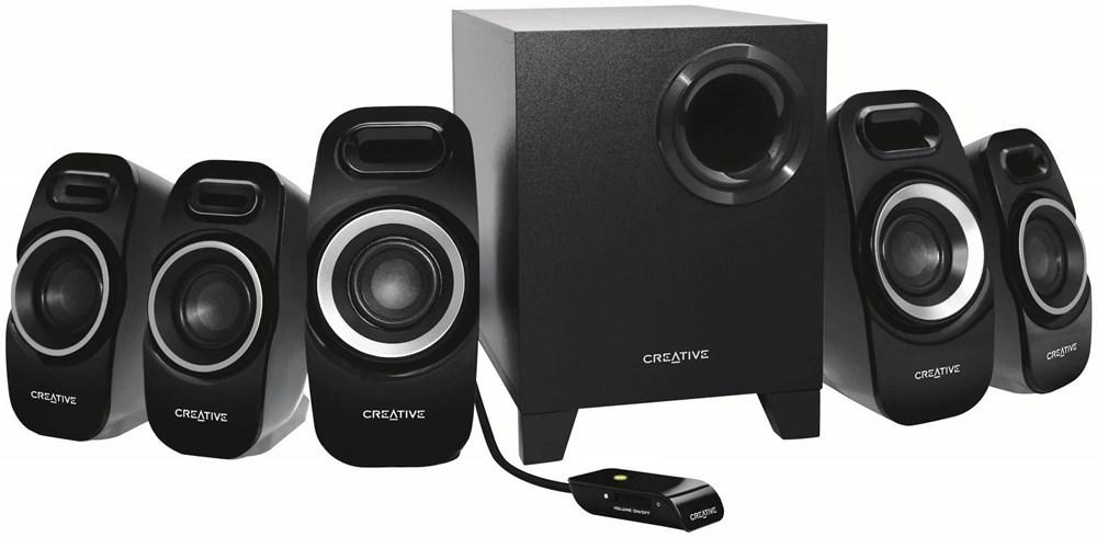 Creative Inspire T6300 5.1 Soundsystem