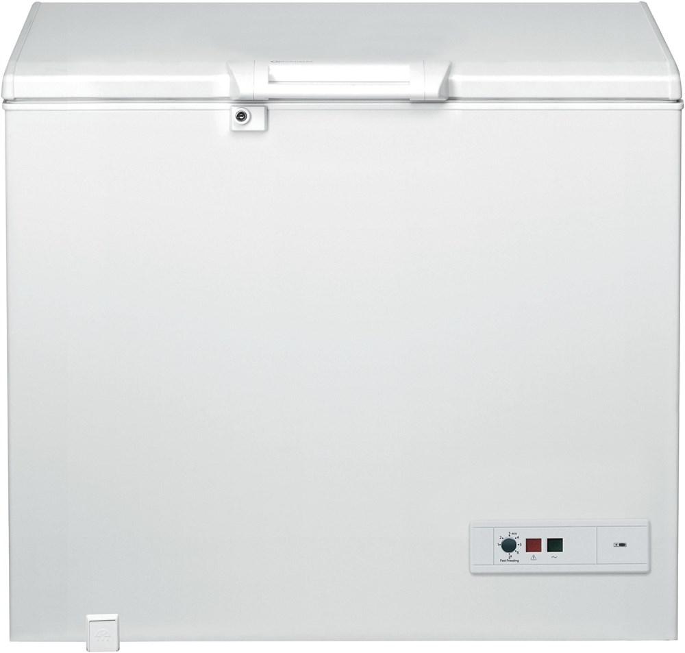 bauknecht gt 270 gefriertruhe wei gefrierschr nke gefriertruhen computeruniverse. Black Bedroom Furniture Sets. Home Design Ideas