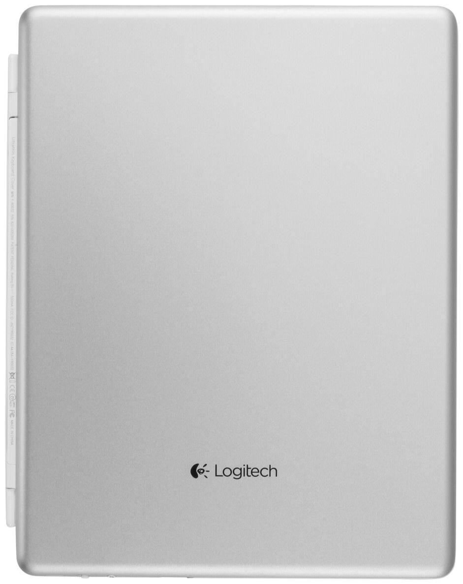 Logitech Ultrathin Keyboard Cover weiß (B-Ware) - Preisvergleich