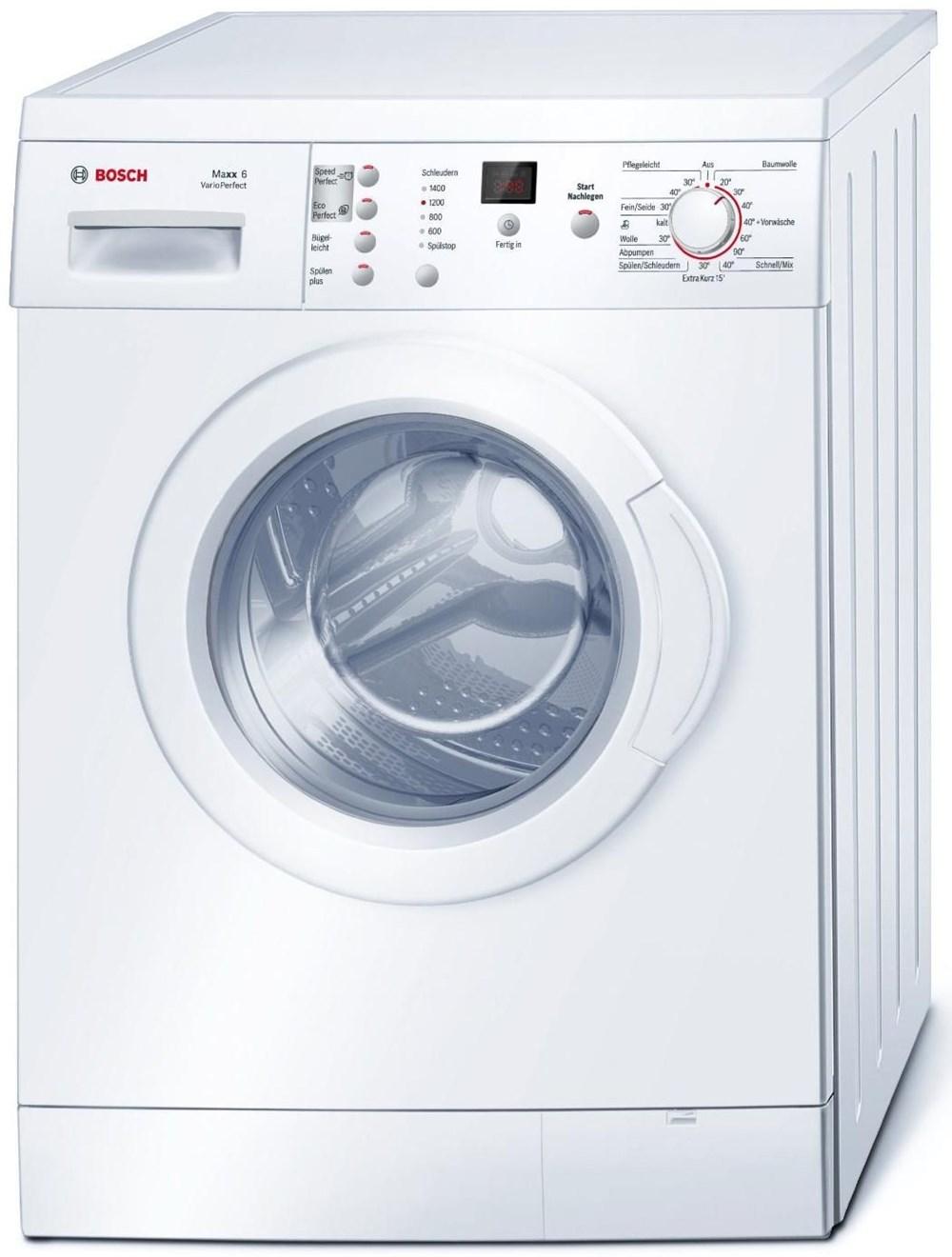 bosch wae28346 waschmaschinen computeruniverse. Black Bedroom Furniture Sets. Home Design Ideas