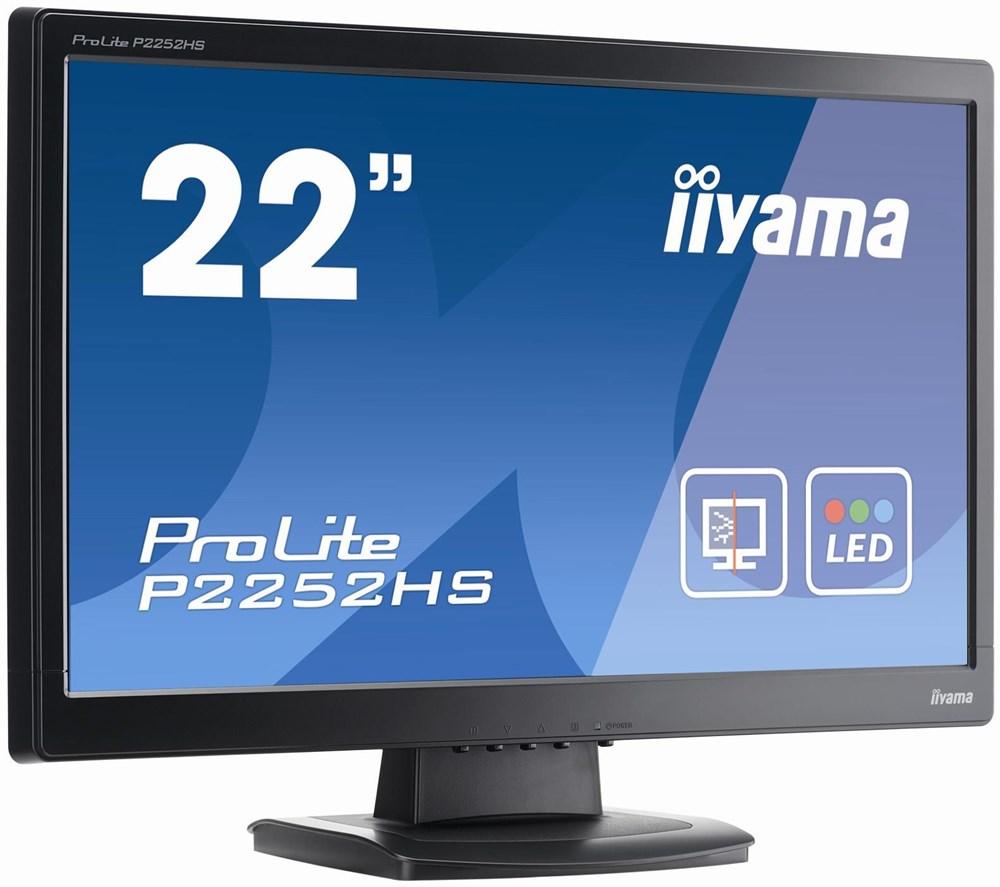iiyama prolite p2252hs b1 monitore computeruniverse. Black Bedroom Furniture Sets. Home Design Ideas