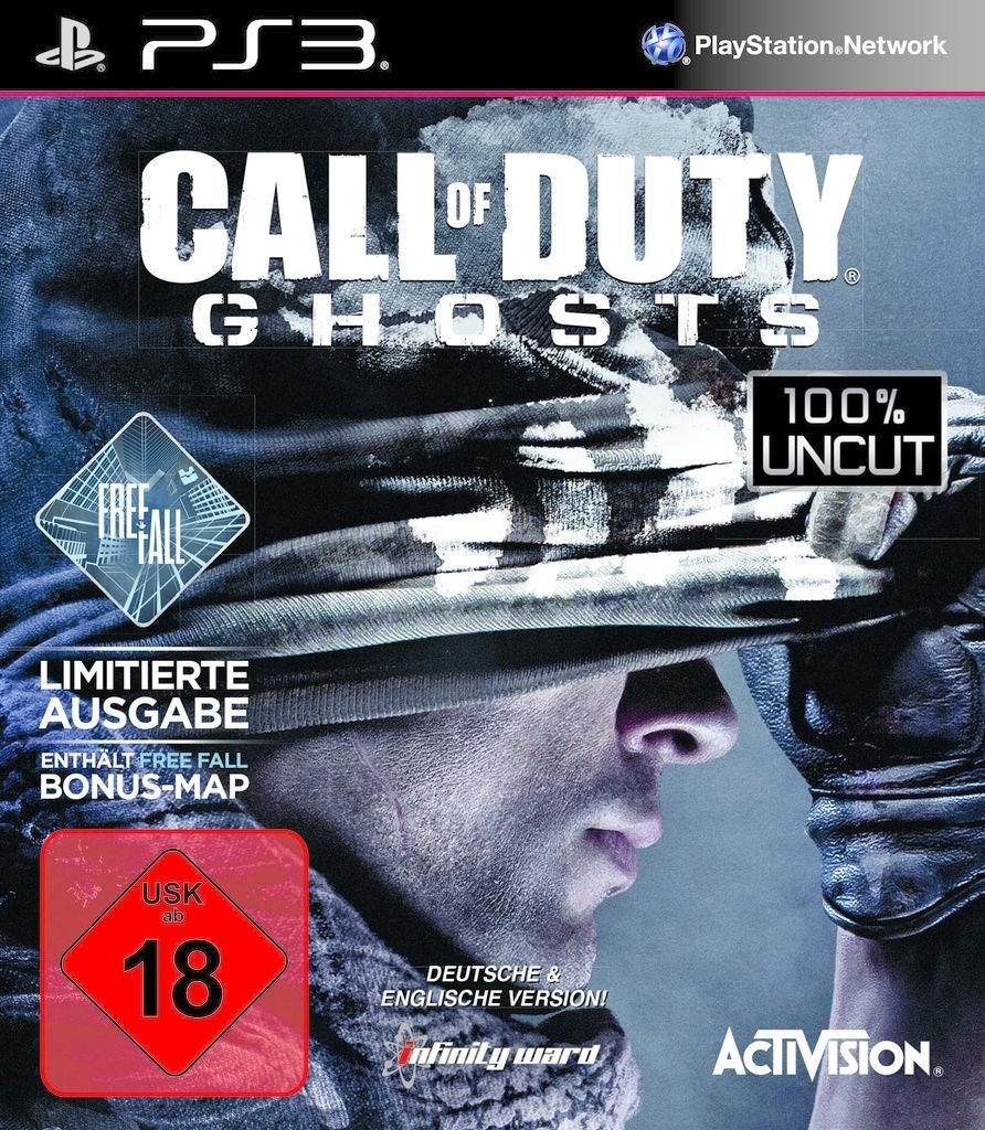 call of duty ghost online spielen