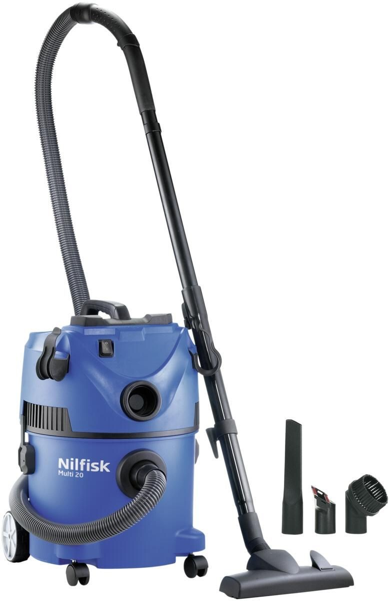 nilfisk multi 20 cr wet dry vacuum cleaner computeruniverse. Black Bedroom Furniture Sets. Home Design Ideas